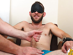 Chris Low Gets Tied Up